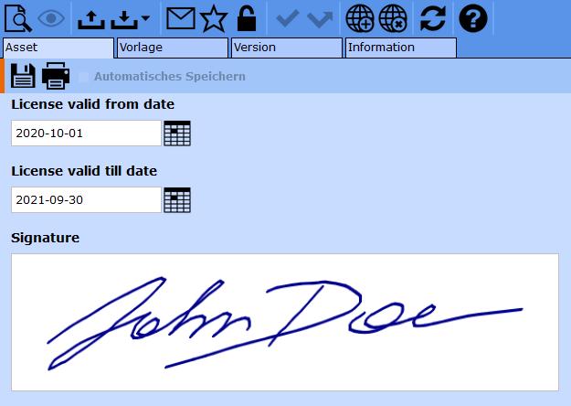 Arbeitsplatzintegration und Direktbearbeitung von Dateien